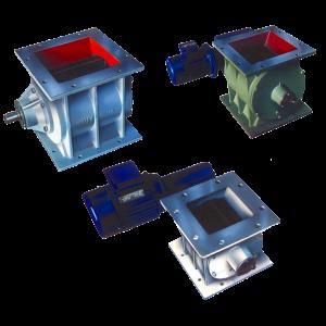 cellmatare RV för dosering av pulver och granulat