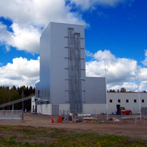 torrbruksfabrik från PEAL
