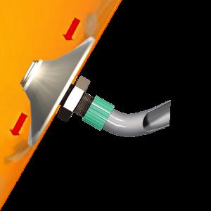 fluovibra hjälper dig tömma silon