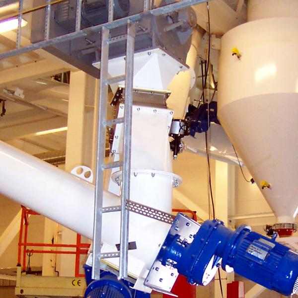 Byxspjäll DVA fördelar pulver till skruvar